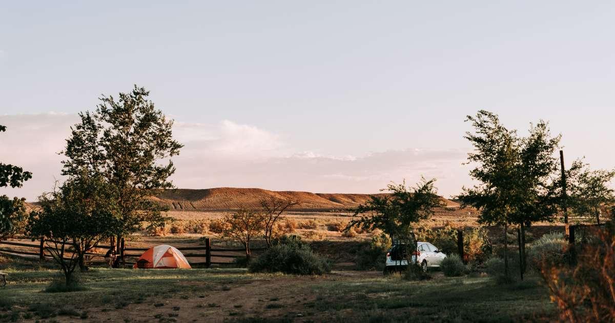 Desert Moon Tent Camping Desert Moon Rv Park Ut 26
