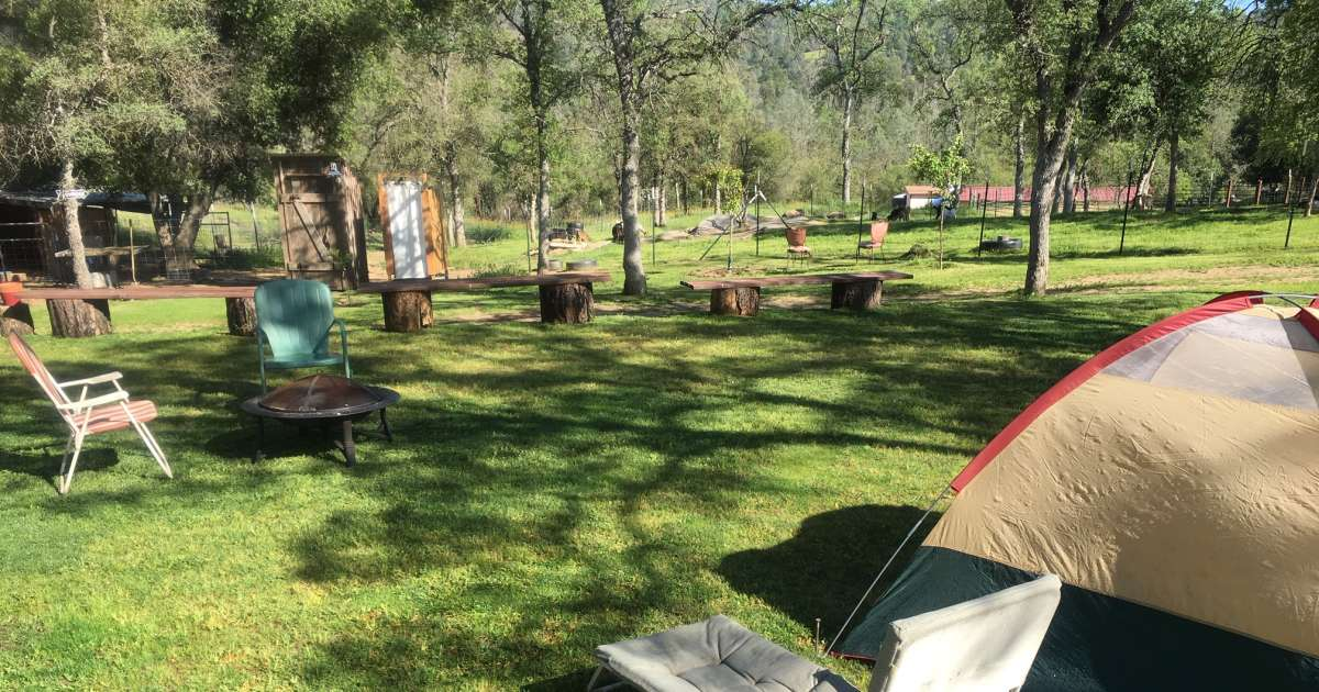 #1 Oak Terrace Group Site, Nanau0027s Ranch, CA: 14 Hipcamper Reviews And 63  Photos