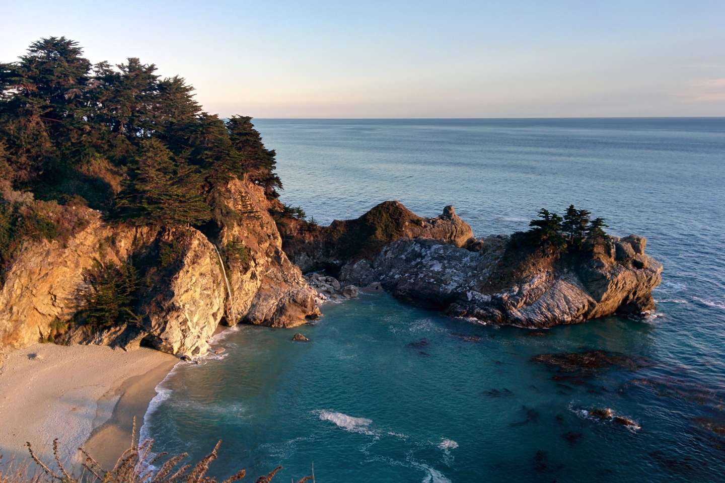 best camping in and near julia pfeiffer burns state park
