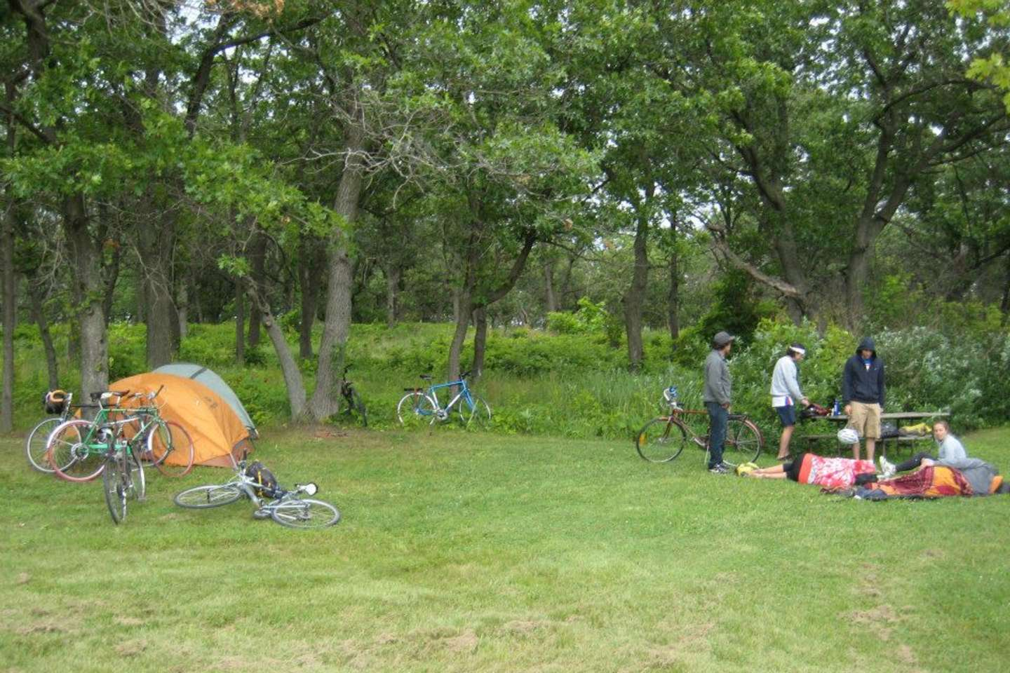 Illinois Beach Campground Il 4 Hipcamper Reviews And 9 Photos
