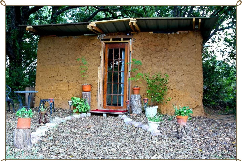 Earthen Cottage New Paradigm Vortex, The Garden Of Eden, TX: 17 photos