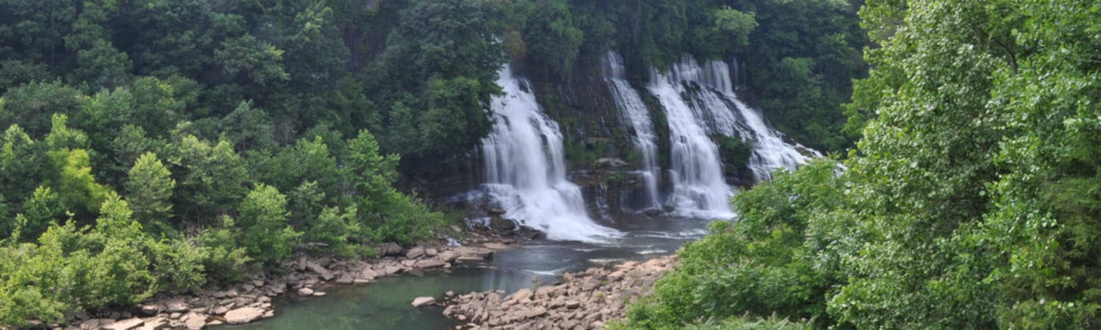 Best Camping in and Near Rock Island State Park Tennessee