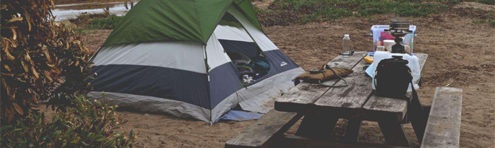 Best Camping In And Near Carpinteria State Beach