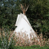 Romantic River Teepee