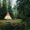 Nehalem Tipi Retreat