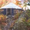 Yurt-Near Acadia National Park