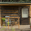 Shepherd's Cabin Glamping Shed
