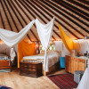 Forest Yurt/Palace
