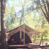 Furnished Glamping tent