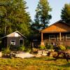Eco-Cabins at Franny's Farm
