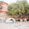 Tent Camp among Anasazi Ruins