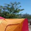 Mountain Hut Group Camp