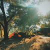 Old Yosemite Base Camp