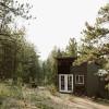 Rustic Glamorous Artist's Cabin