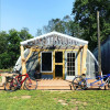 Bicycle Farm - Pop Up Camper
