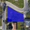 Corner lot in Greenville, MS