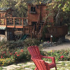 The Treehouse @ Oak Hollow Farm