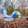 Cedar Fire Kamp