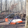 Sheltowee Trace Private Camping