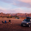 Zion West Ranch, Eco-Campsites