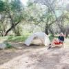 Turtle Flat Tent Platform