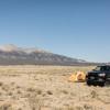 Sand Dunes Base Camp