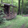 Rustic Moonshine Cabin