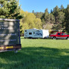RVs in the Black Hills