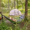 Tent Camping on a Fiber Farm