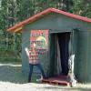 Arctic Tent: Dormitory Style Bunk