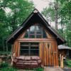 Fisher Cat Creek Forest Retreat