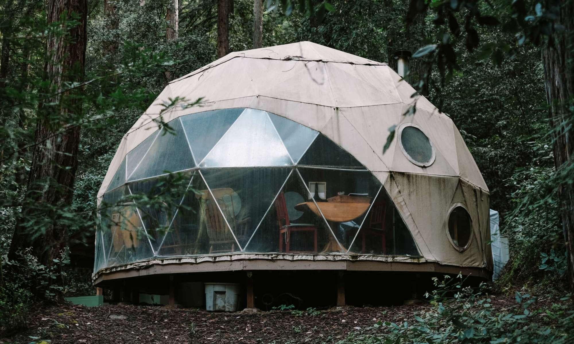 No Tent? No Problem: The Rest of the Lot