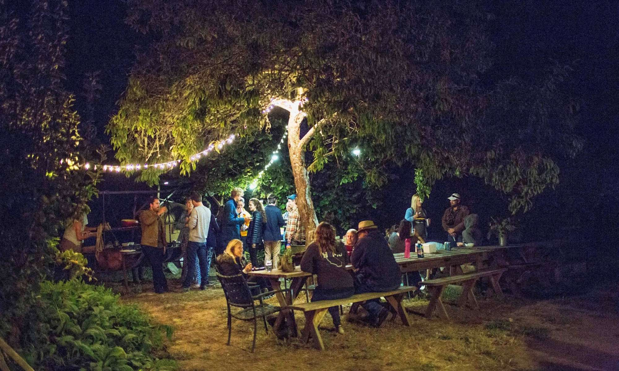 Hipcampout Summer Series: Sustainable Farming at Oz Farm