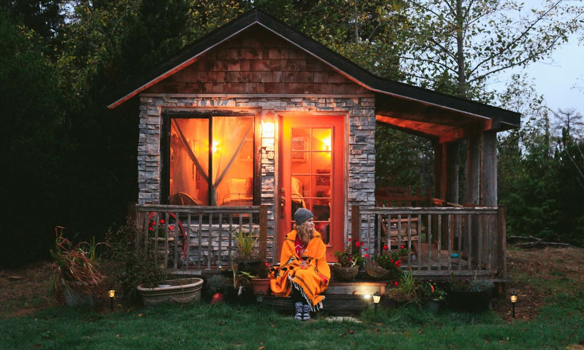 Camping Season Never Really Ends
