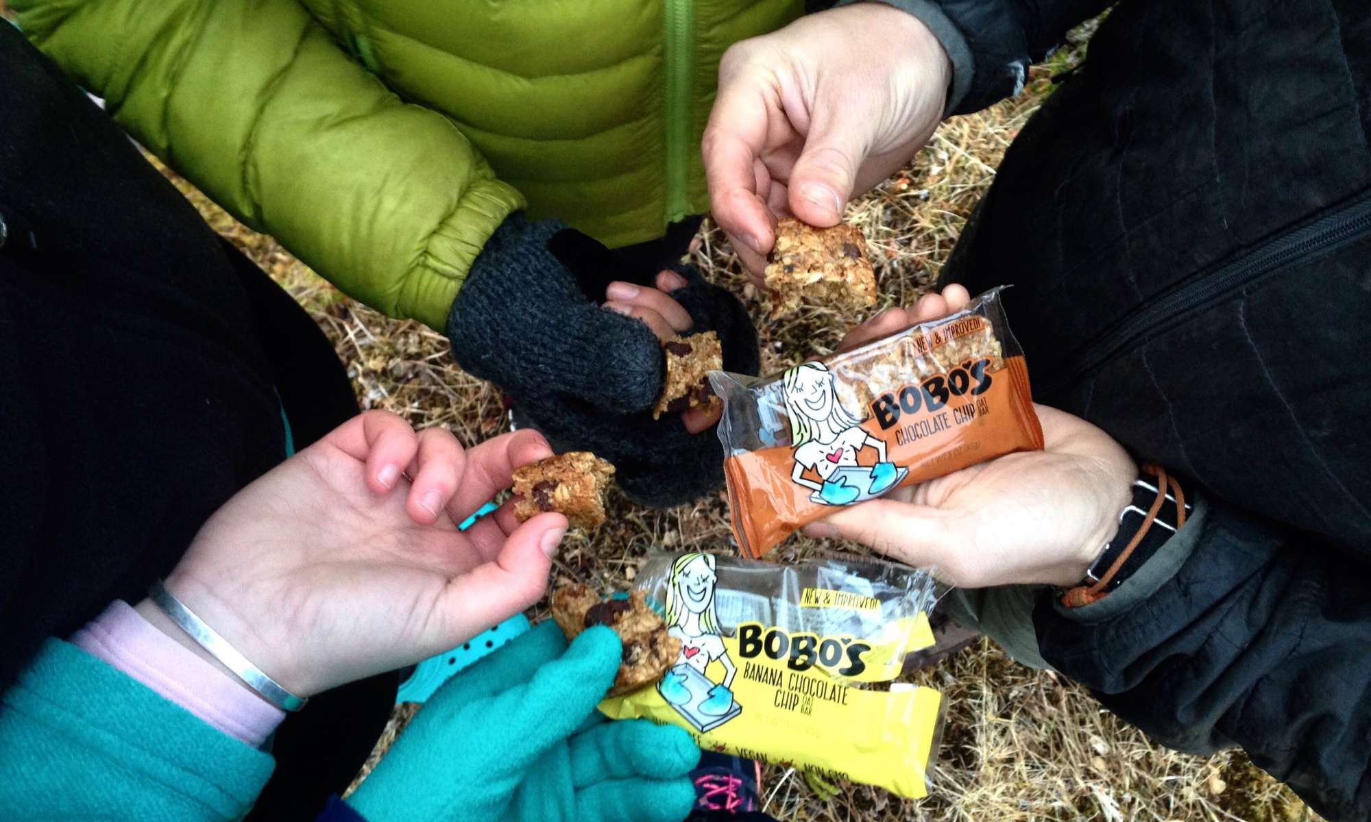 Whole + Healthy: Eating Outdoors