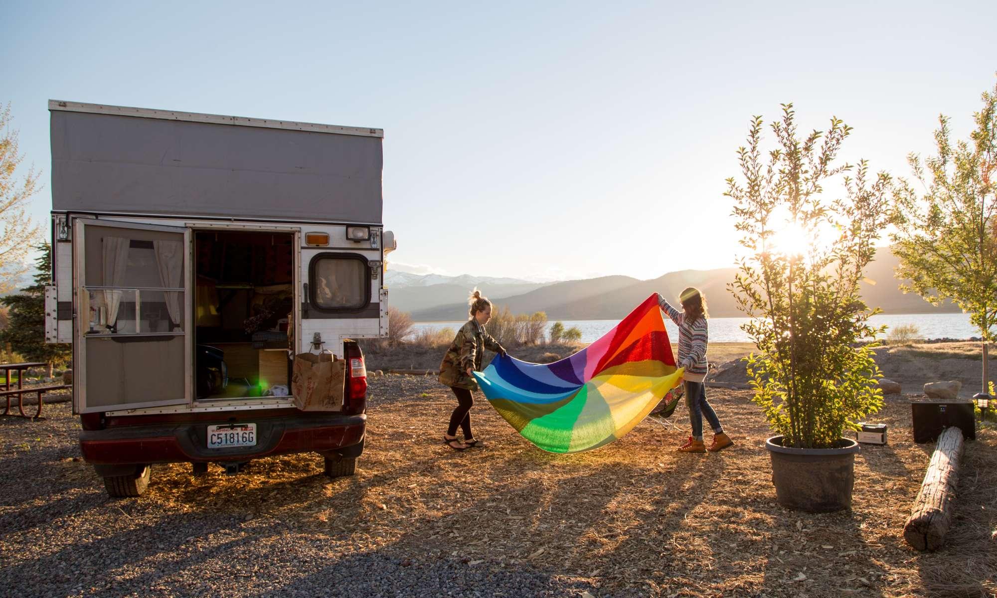 Eclipse Campsites Under $100