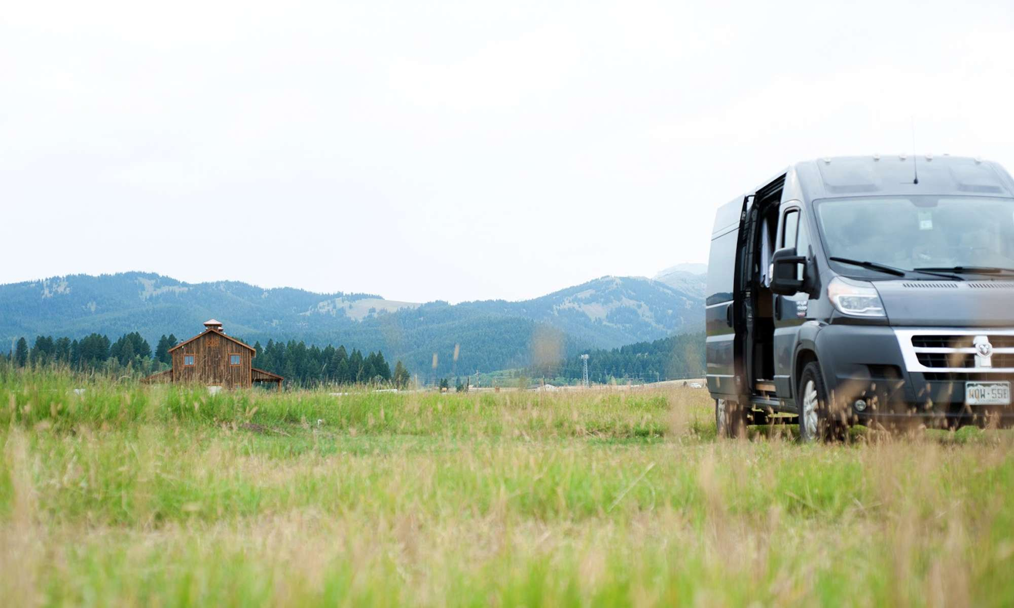 Big Sky Ranch Camping West of Yellowstone National Park