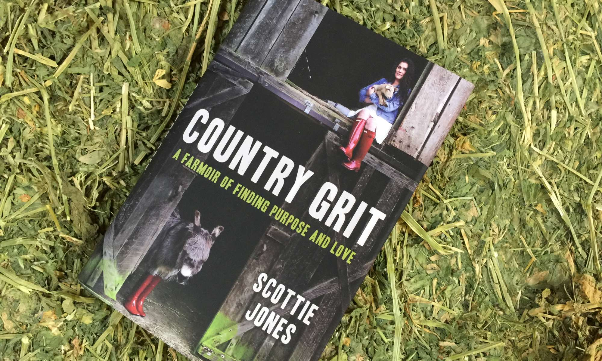 Adventure Book of the Month: Country Grit, A Farmoir