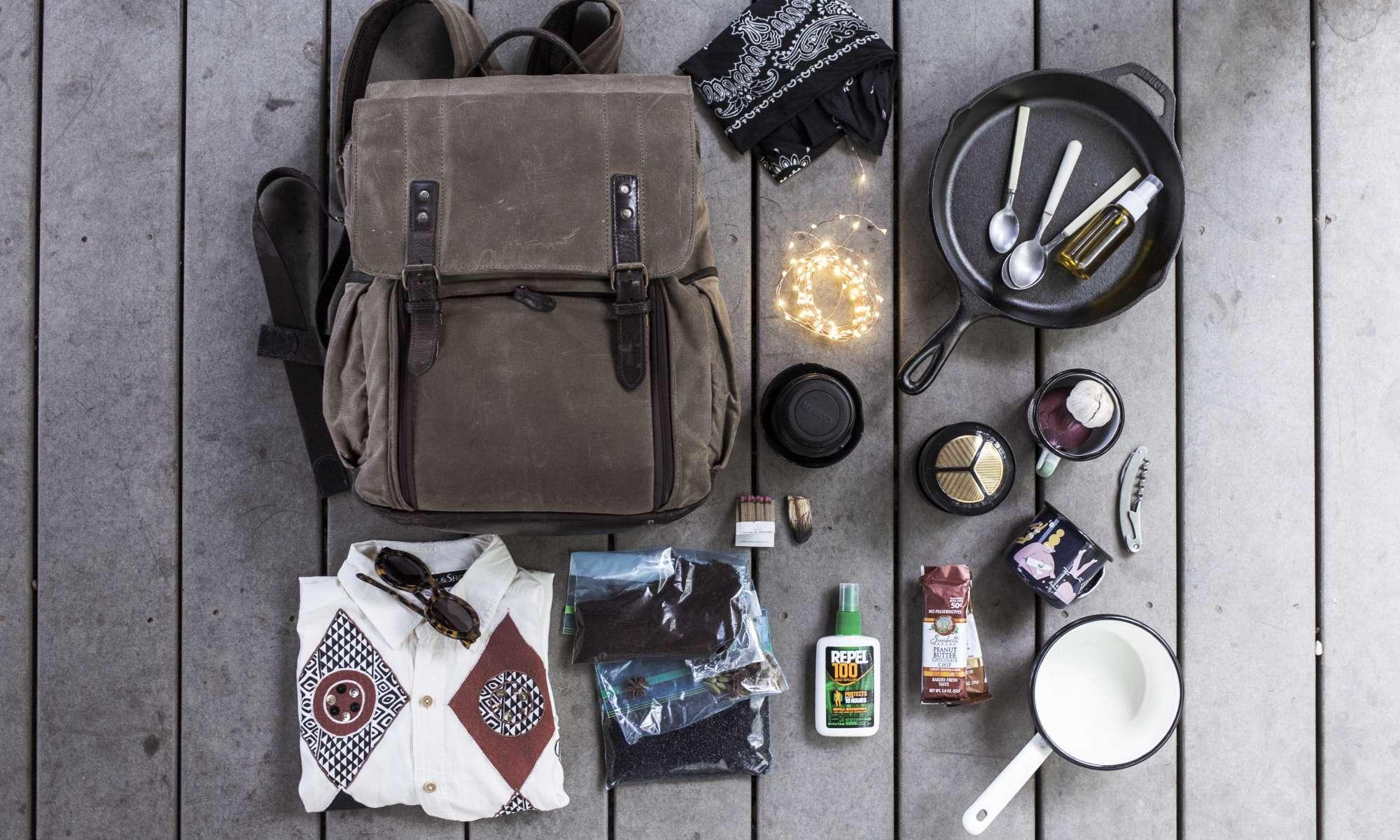 Camping 101: The Ten Essentials