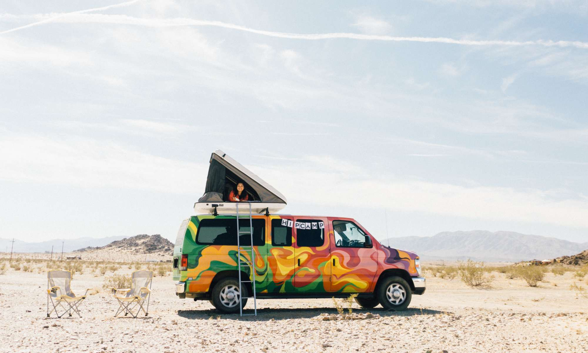Road Trip Guide: Starry, Van-Life Nights in Joshua Tree