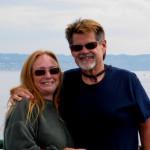 Hipcamp host Ed & Susan