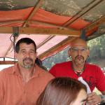 Hipcamp host Mehmet
