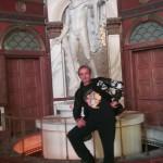 Hipcamp host Vincent