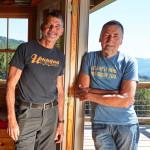 Dabney and Alan