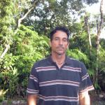 Hipcamp host Ithaka Darin