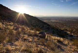 Saddleback Butte