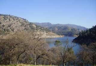 Pine Flat Lake