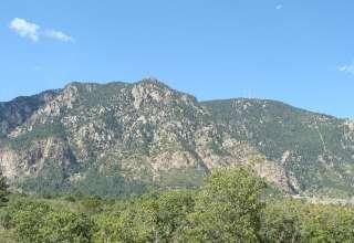 Cheyenne Mountain