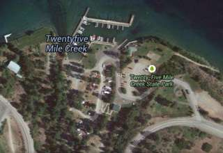 Twenty-Five Mile Creek