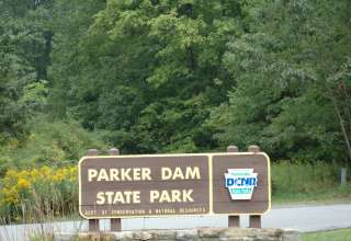 Parker Dam Park